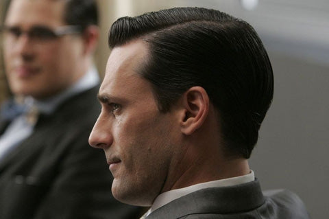 How To Get The Don Draper Mad Men Haircut | Jon Hamm Hairstyle