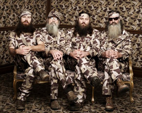 25 Best Halloween Costume Ideas For Men With Beards | Duck Dynasty