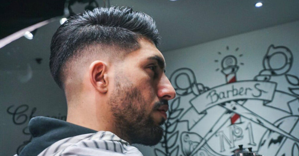 How To Get The Emre Can Haircut 2018 Regal Gentleman