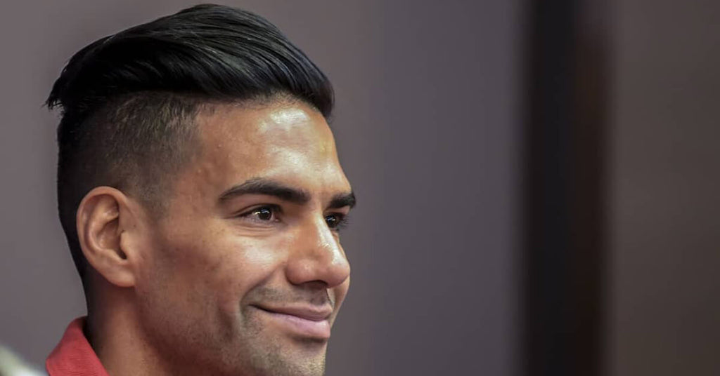 How To Get The Falcao Haircut - Falcao World Cup 2018 Hairstyle