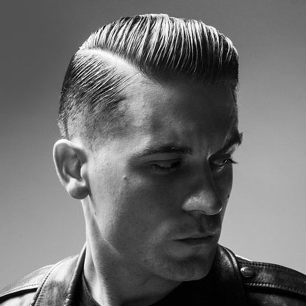 What Is The G Eazy Haircut Called | G Eazy Haircut 2016 - Side Parting