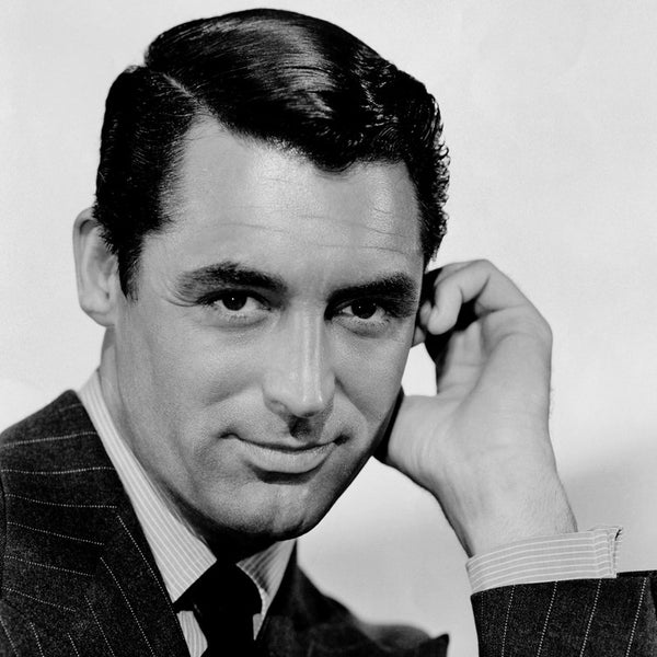 1940's Mens Hair - Cary Grant | 2017 Mens Hairstyles