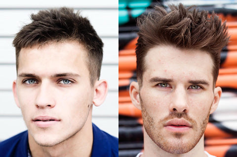 Best Hairstyles For Your Face Shape | Men's Haircuts