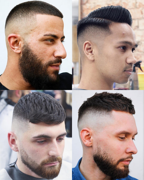 What Is A Fade Haircut? High Fade Haircut