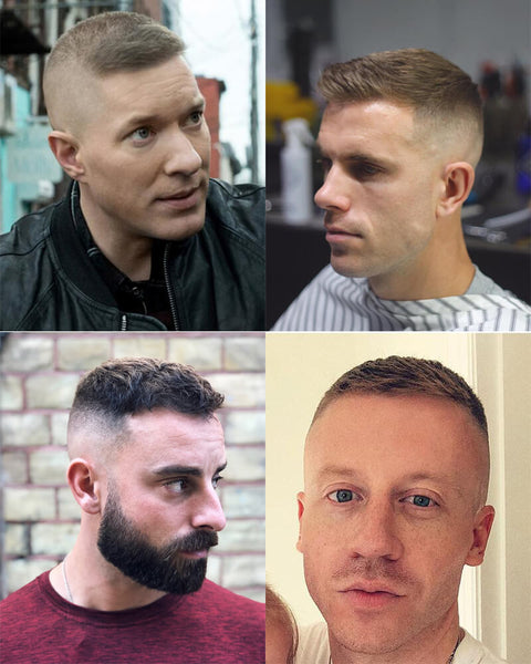 High And Tight Crew Cut
