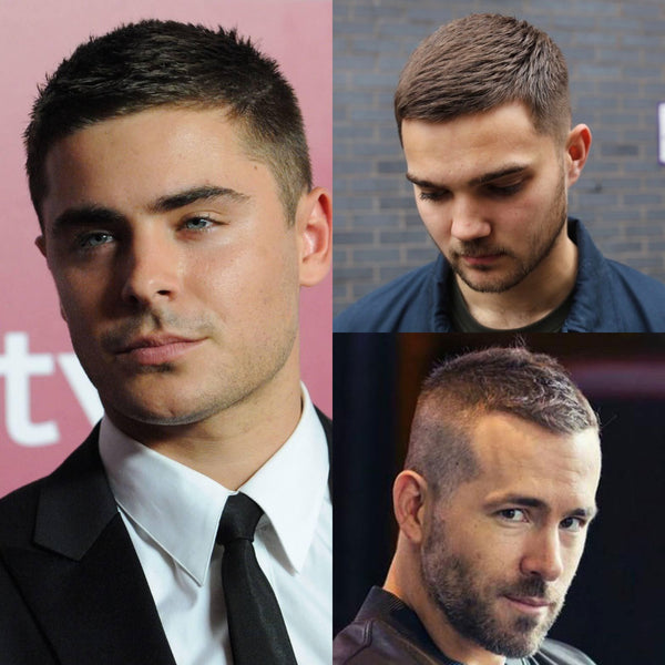 The Best Hairstyles For Men With Thick Hair | Crew Cut