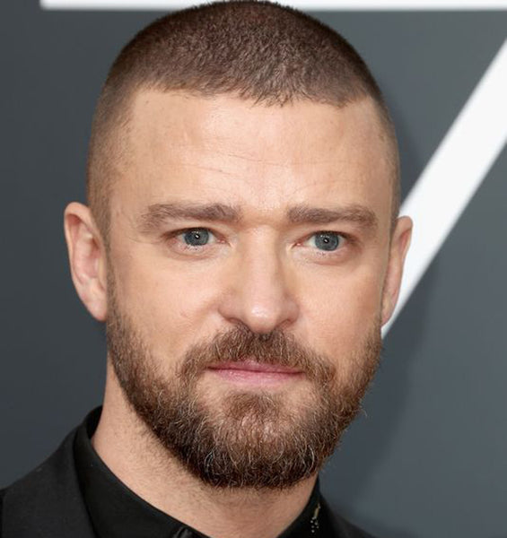 How To Get Justin Timberlake's New Buzz Cut Haircut 2018