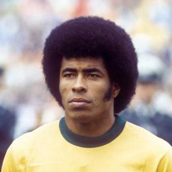 14 Of The Most Memorable World Cup Haircuts Of All Time | Jairzinho Hair World Cup 1974