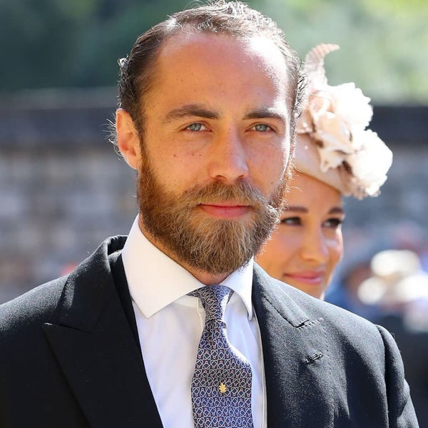 The Best Grooming Looks From The Royal Wedding | James Middleton Beard