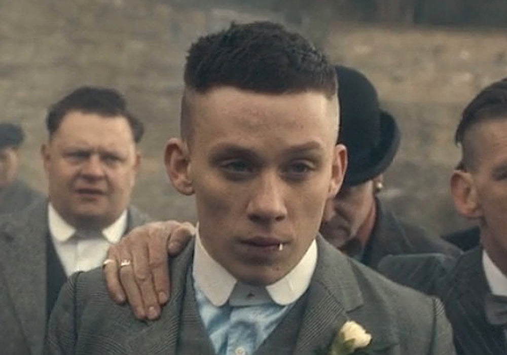 Peaky Blinders Haircuts Thomas Shelby Hair Arthur Shelby
