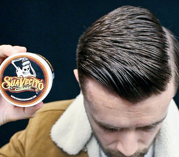 Suavecito Original Hold Pomade | How To Get The Cody Garbrandt Hairstyle