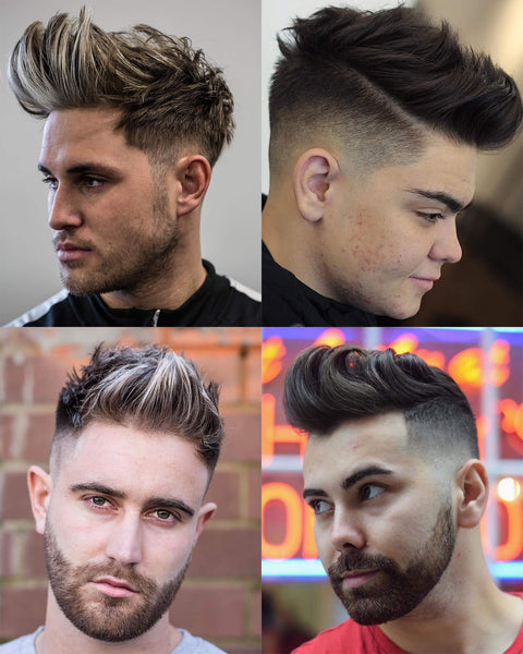 The 9 Biggest Men's Haircut Trends To Try For Summer 2018 | Long Textured Quiff Haircuts For Men 2018