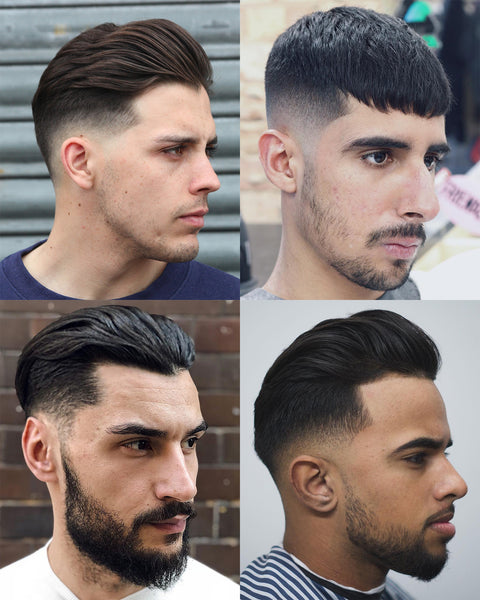 What Is A Fade Haircut The Different Types Of Fade Haircuts Regal