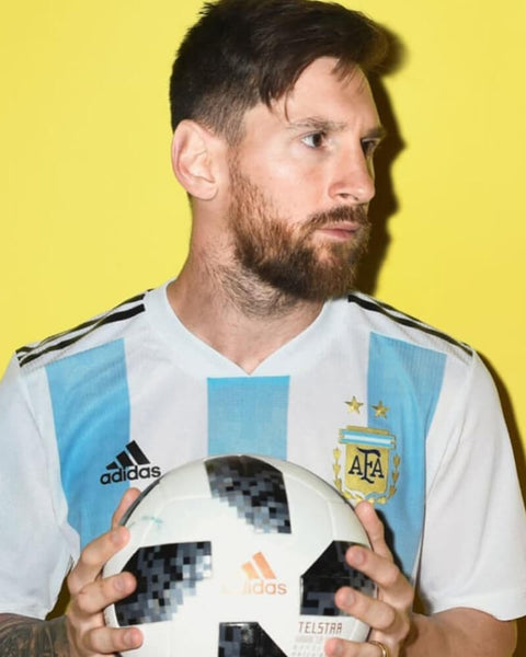How To Get The Lionel Messi Haircut - Messi World Cup 2018 Hairstyle