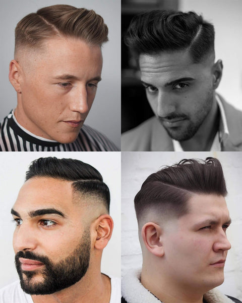The 9 Biggest Men's Haircut Trends To Try For Summer 2018 | Natural Side Parting Haircuts For Men 2018
