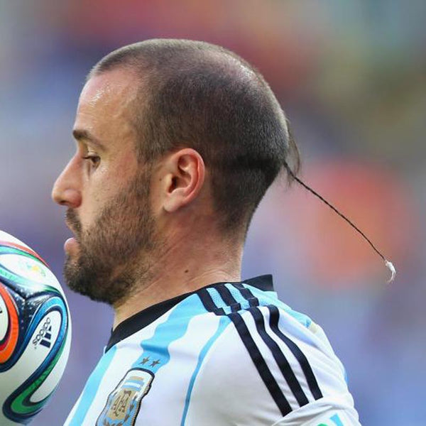 14 Of The Most Memorable World Cup Haircuts Of All Time | Palacio Hair World Cup 2014