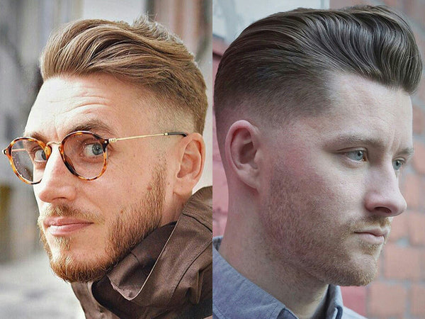 Pompadour hair | Short mens haircuts spring summer 2017 | Short Hairstyles For Men