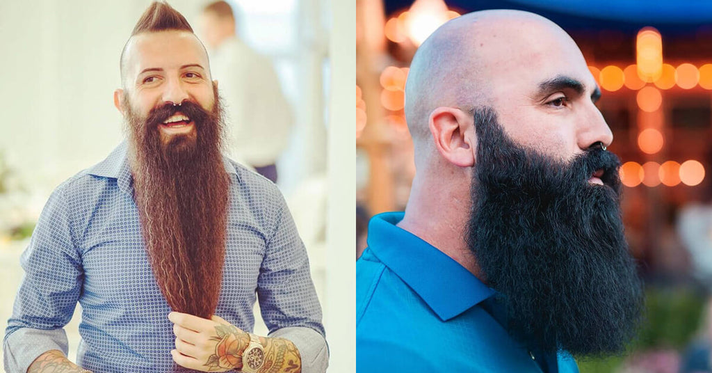 The 100 Best Beards Of 2017 - #RG100Beards