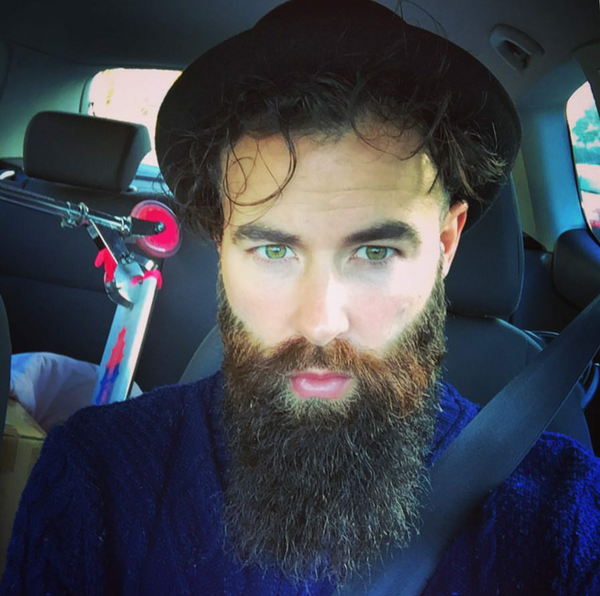 Shaun Garvey Beard