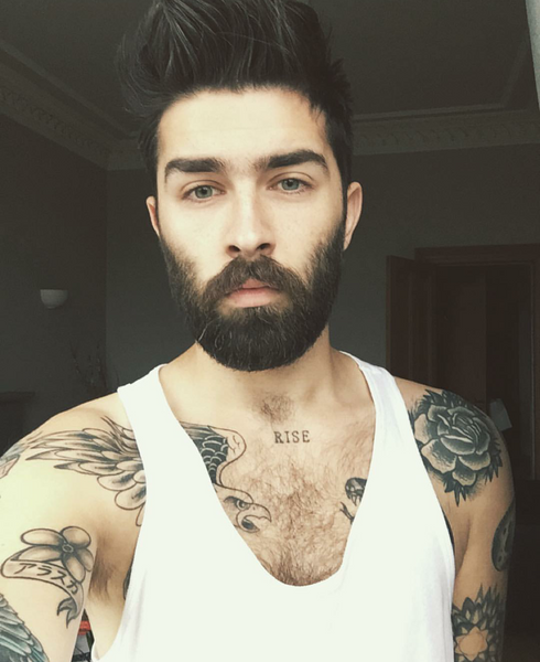Chris Millington Beard
