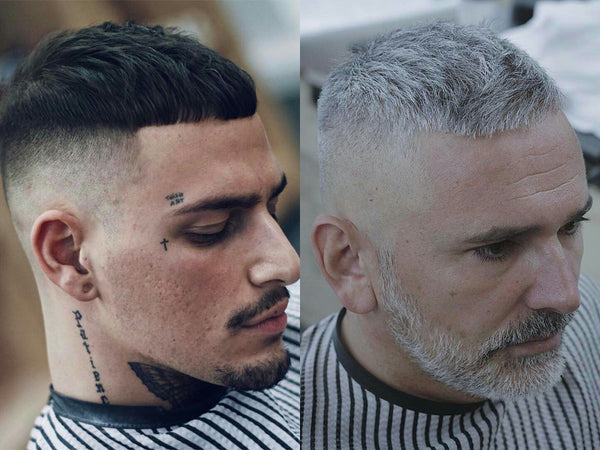 Short textured crop | Short mens haircuts spring summer 2017 | Short Hairstyles For Men