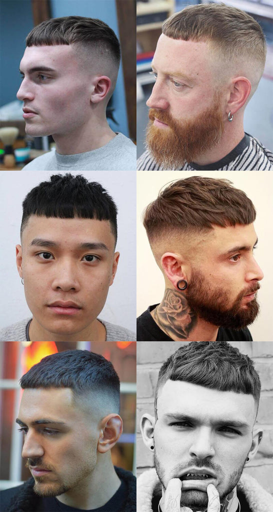 Crop Haircut For Men What Is It How To Style Regal Gentleman