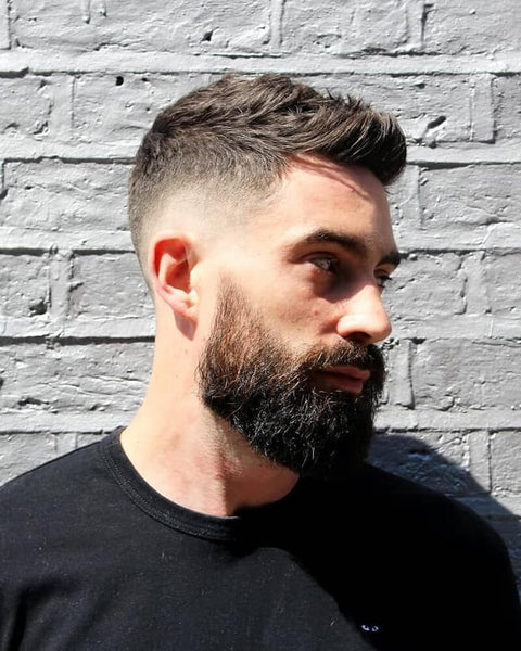 Short Textured Quiff Haircut , What Is It? How To Style It