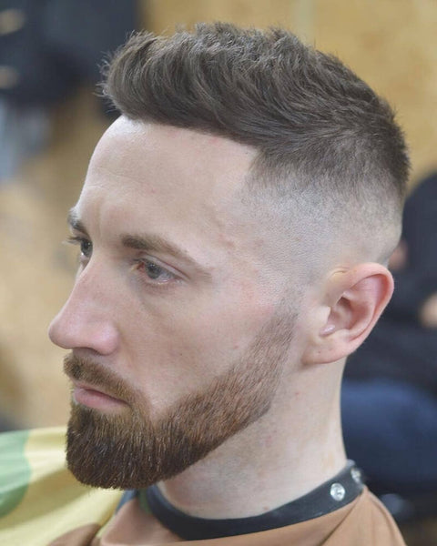 Short Textured Quiff Haircut - What Is It? How To Style It?