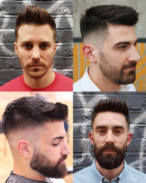 Awesome The 9 Biggest Mens Haircut Trends To Try For Summer 2018 Regal Natural Hairstyles Runnerswayorg