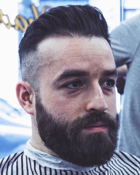 Slick Back Haircuts For Men 8 Ways To Style Your Hair Regal
