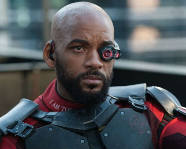25 Best Halloween Costume Ideas For Men With Beards | Will Smith Suicide Squad