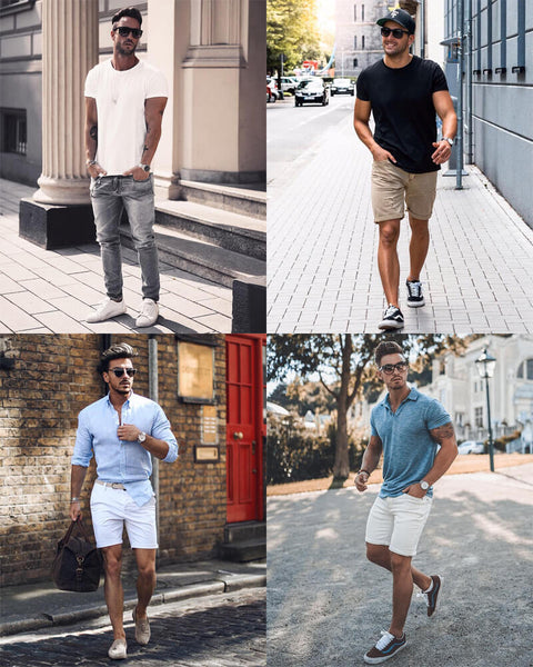 Casual Day To Day Summer Holiday Outfits For Men | The Best Men's Summer Outfits