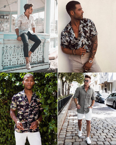 Summer Festival Outfits For Men | The Best Men's Summer Outfits