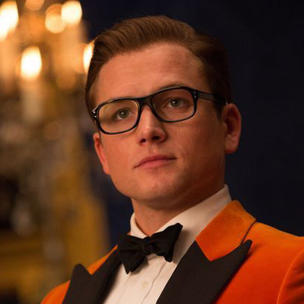 How To Get The Taron Egerton Quot Eggsy Kingsman Haircut