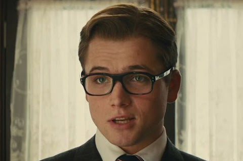 How To Get The Taron Egerton Kingsman Haircut | Eggsy Kingsman Secret Service Hair