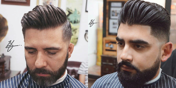 in style facial hair 7 beard styles for in 2017 hair beard 3536 | The Short Length Beard grande