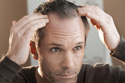Top Tips For Men With Thinning Hair | How To Help Thinning Hair For Men