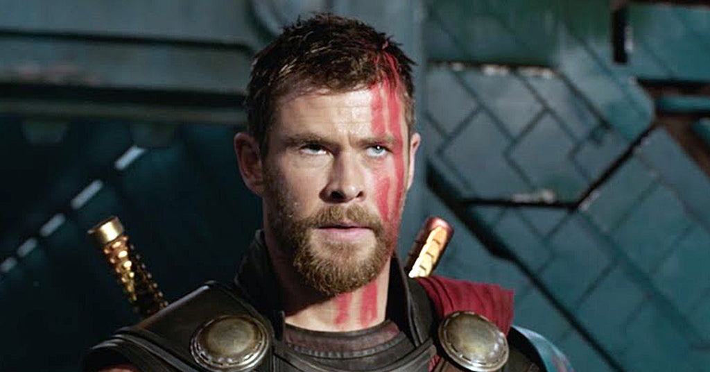 How To Get The New Chris Hemsworth Thor Ragnarok Haircut