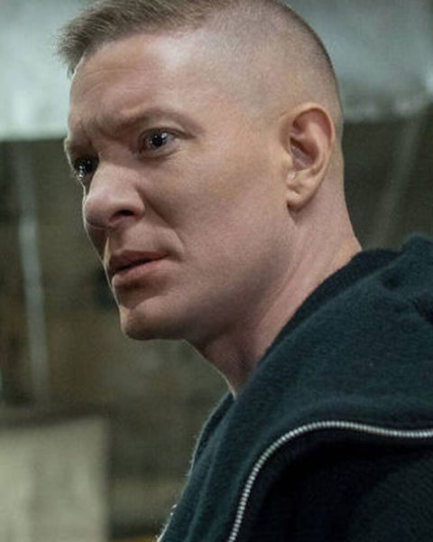 How To Get The Tommy Egan Haircut From Power | Joseph Sikora Hairstyle