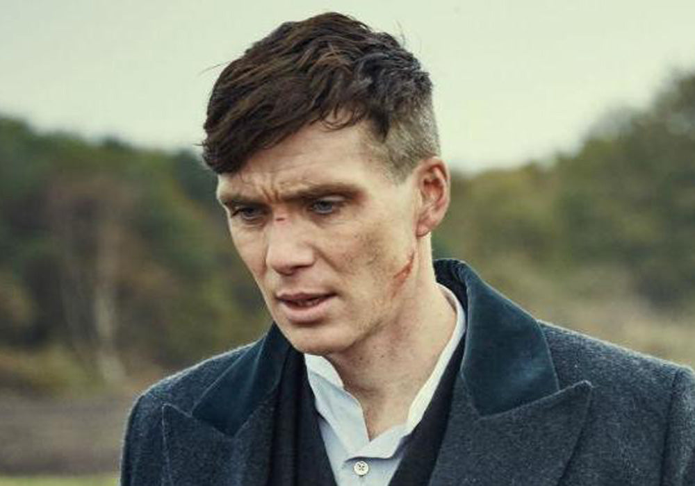 How To Get The Thomas Shelby Peaky Blinders Haircut | Tommy Shelby Hair