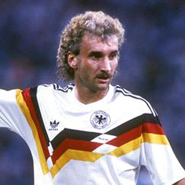 14 Of The Most Memorable World Cup Haircuts Of All Time | Rudi Voller Hair World Cup