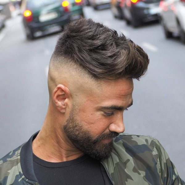 101 Short Back Sides Long On Top Haircuts To Show Your Barber 2018