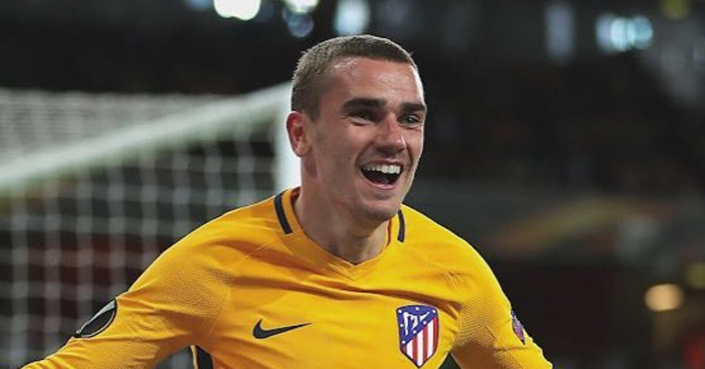 How To Get The Antoine Griezmann Buzz Cut Haircut 2018 – Regal Gentleman
