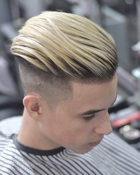 101 Short Back U0026 Sides Long On Top Haircuts To Show Your Barber In 2018