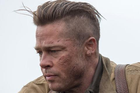 Every Brad Pitt Haircut How To Get Them Regal Gentleman