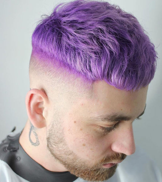50 Mens Hair Colour Ideas For Men Thinking Of Dying Their Hair ...