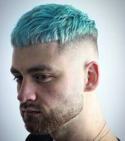 50 Mens Hair Colour Ideas For Men Thinking Of Dying Their Hair Regal Gentleman