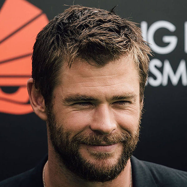Chris Hemsworth Haircut | Best Celebrity Men's Hairstyles 2017