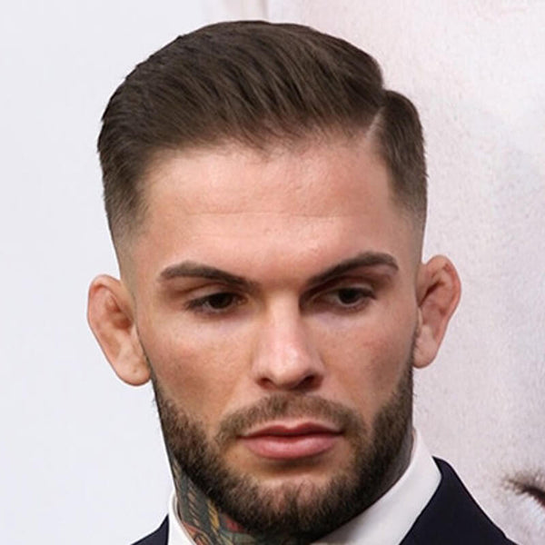 Cody Garbrandt Haircut | Best Celebrity Men's Hairstyles 2017
