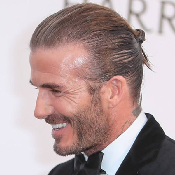 David Beckham Haircut | Best Celebrity Men's Hairstyles 2017